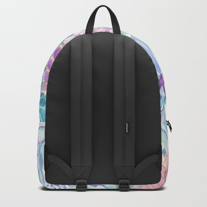pastel votanical garden Backpack