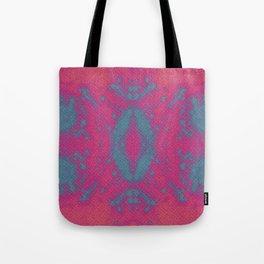 Color Harmony Tote Bag