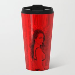 Keisha Grey - Celebrity (Photographic Art) Travel Mug
