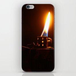 Firestarter iPhone Skin