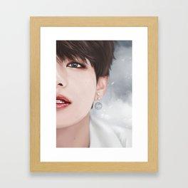 Duality - V Framed Art Print