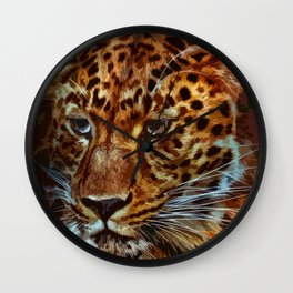 Jaguar 029 Wall Clock