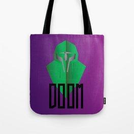 MF DOOM Tote Bag