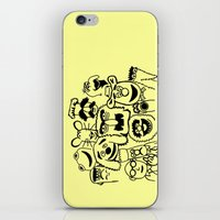 muppet iPhone & iPod Skins featuring Muppet line by BlackBlizzard