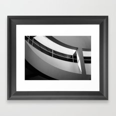 Getty Abstract No.2 Framed Art Print