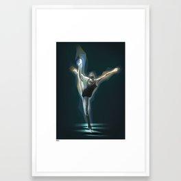 Light Up Framed Art Print