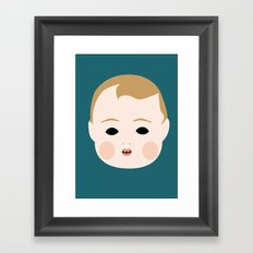 Wuah!! Framed Art Print