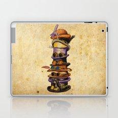 Hat Stack Laptop & iPad Skin