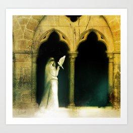 Holy Place Art Print