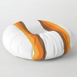 Harvest Rainbow - Straight Floor Pillow