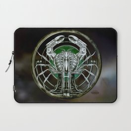 """Astrological Mechanism - Cancer"" Laptop Sleeve"