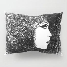 Circle Pillow Sham