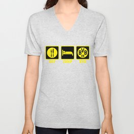 ESP: Dortmund Unisex V-Neck