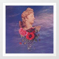 'Chloris Floralia' Art Print
