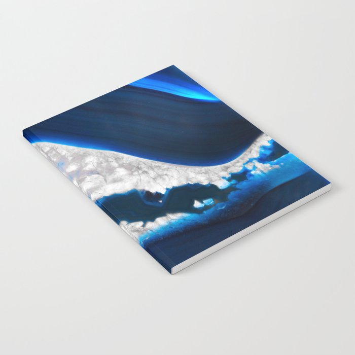 Electrical Agate Notebook