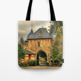 Spectacular Famous Hohenzollern Castle Heidelberg Baden Wurttemberg Germany Europe Ultra HD Tote Bag