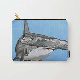Hammerhead Shark Carry-All Pouch