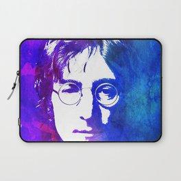 Watercolor Portrait Laptop Sleeve