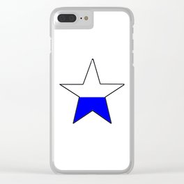 Flag of Bavaria Clear iPhone Case