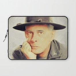 Harry Morgan, Actor Laptop Sleeve
