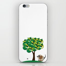 Cat Tree iPhone Skin
