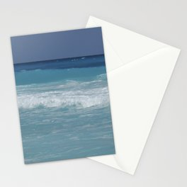 Carribean sea 8 Stationery Cards
