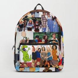 90's Nostalgia Backpack
