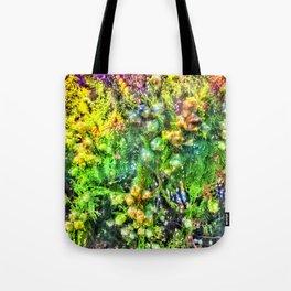 Dreamy Juniper Tote Bag