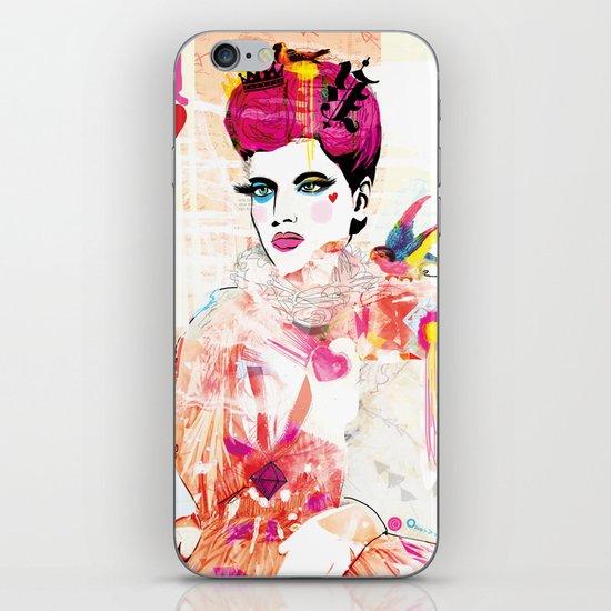 La Queen De Dimanche / The Queen of Sunday iPhone & iPod Skin