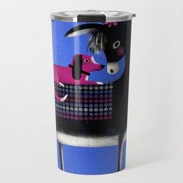 OBSERVED PASSENGER Travel Mug