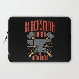 BLACKSMITH - Master of Metal Works Laptop Sleeve
