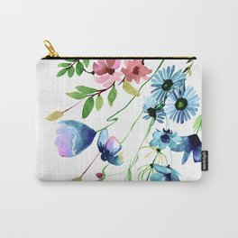 Springtime II Carry-All Pouch