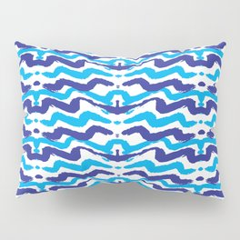 Abstract Modern Pattern Art Prints Pillow Sham