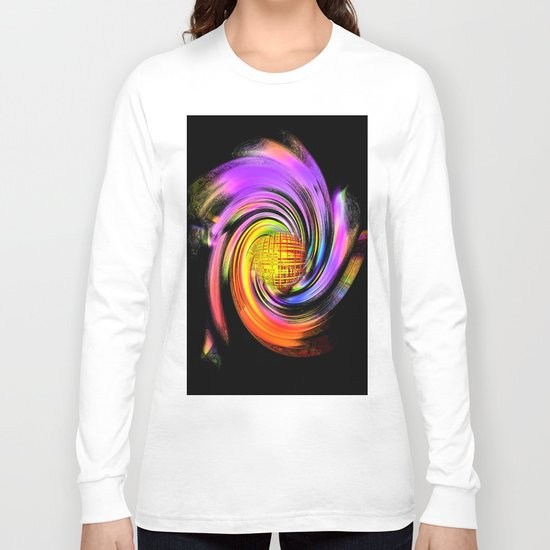 Abstract Perfection 26 Long Sleeve T-shirt