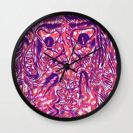 DEEP THOUGHT Wall Clock