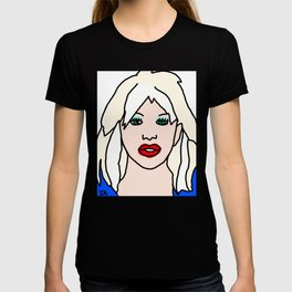 Grunge Girl Courtney Love T-shirt