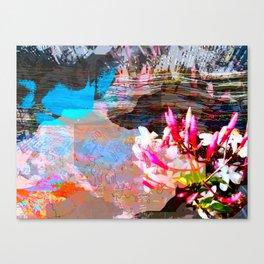 Garden 1 Canvas Print