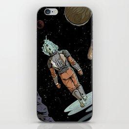 Space Walker iPhone Skin