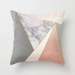 Change Is Nigh Throw Pillow