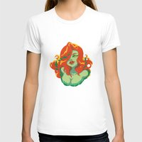 poison ivy T-shirts featuring Poison Ivy by Piano Bandit