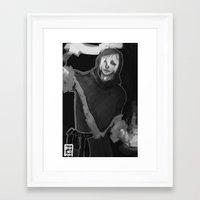 """skyrim Framed Art Prints featuring """"Skyrim"""" 2015 by Krovav"""