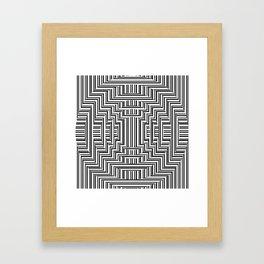 optiek. Framed Art Print