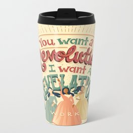 Revelation Metal Travel Mug
