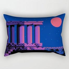 The Lost Sanctuary of Delphi Rectangular Pillow