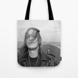 Fenriz Holy Island 3 Tote Bag