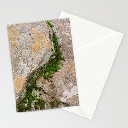 Yin Yang Moss Stone Stationery Cards