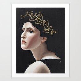 Laurel Art Print