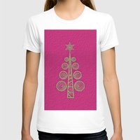 christmas tree T-shirts featuring Christmas Tree by Mr and Mrs Quirynen