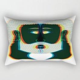 Greek Rectangular Pillow