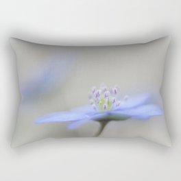Soft violet Rectangular Pillow